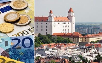 Dá sa v Bratislave vyžiť zo slovenskej minimálnej mzdy? Zaujímavý sociálny experiment poukazuje na chyby v spoločnosti