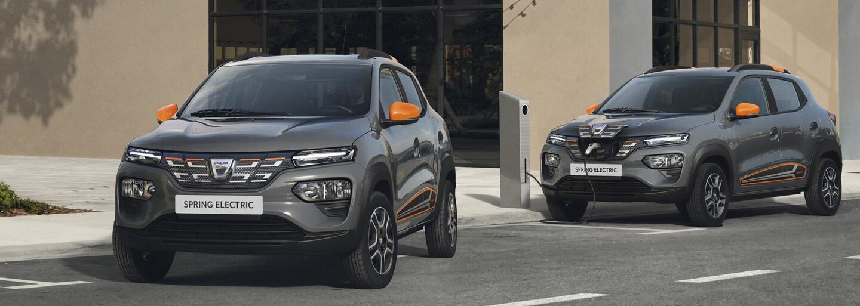 Dacia má svoj prvý elektromobil. Nový Spirng Electric má byť najlacnejšie elektrické auto v Európe