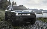 Dacia predstavila predobraz budúceho SUV a potvrdila prehĺbenie spolupráce s Ladou