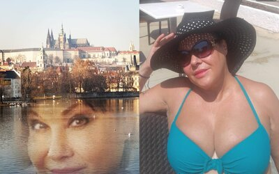 Dáda Patrasová má nejlepší Instagram v Česku. Tady je 10 důkazů