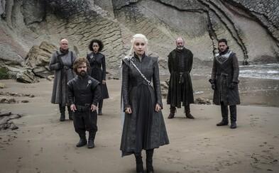 Daenerys, Tyrion a dokonca ani Jon Snow nebudú mať prístup k scenáru. HBO po útokoch hackerov zaviedlo tvrdé opatrenia