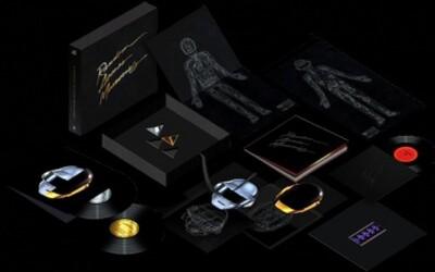 Daft Punk a ich úžasný deluxe edition R.A.M. posúva level