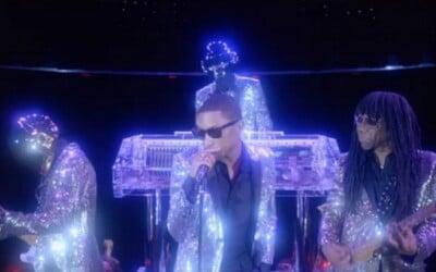 Daft Punk a Pharrell s videoklipom ku Lose Yourself To Dance