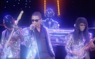 Daft Punk poodhalili časť klipu na Lose Yourself To Dance