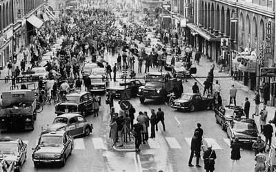Dagen H aneb den, kdy Švédsko přešlo k jízdě po pravé straně silnice. Jak tato historická změna probíhala?