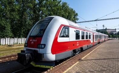 Daj si pauzu od zlých správ. Toto je 7 štatistík zo slovenských železníc, ktoré ťa potešia