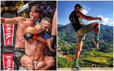 Další český bojovník v UFC: David Dvořák má jít do boje na turnaji v Brazílii