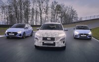 Ďalší Hyundai N model je na spadnutie. 2-litrová Kona N možno dostane pohon oboch náprav