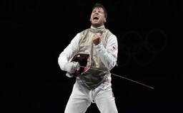 Další medaile pro Česko! Choupenitch vybojoval bronz v šermu