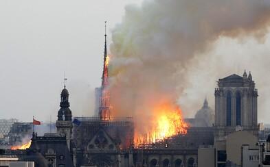 Ďalší miliardár daruje na opravu Notre Dame až 200 miliónov eur, prispieť chce aj Kiska