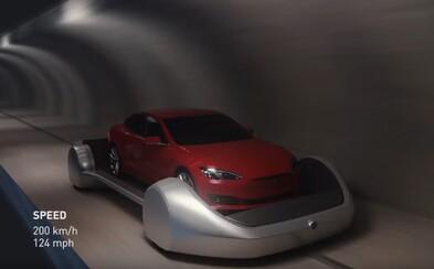 Ďalší nápad šialeného vizionára. Elon Musk ide budovať futuristické podzemné tunely, aby urýchlil prepravu