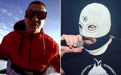 Další slovenský raper dissuje Molocha za klip pro extremisty: Předvedl mentální stoku, všichni věděli, že je xenofob a primitiv