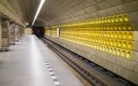 Další úsek pražského metra je pokryt sítí LTE