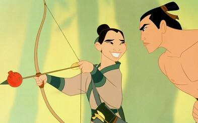 Ďalšia klasická animovaná disneyovka dostane svoj hraný remake. Kto zrežíruje novú verziu príbehu hrdinskej čínskej bojovníčky Mulan?