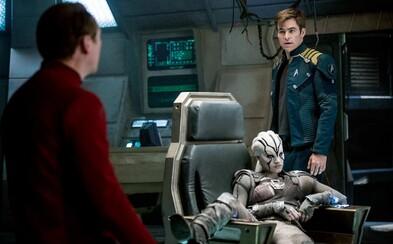 Ďalšia porcia záberov pre Star Trek Beyond dokazuje, že o poriadnu akciu núdza rozhodne nebude