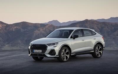 Ďalšie atraktívne SUV-kupé je na svete. Nové Audi Q3 Sportback je však unikátom na trhu