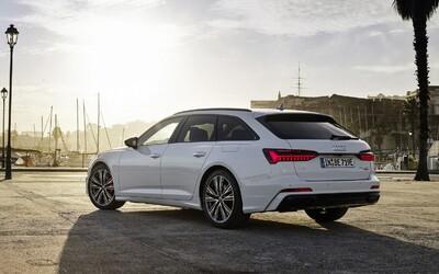 Ďalšie elektrifikované Audi na scéne. 367-koňová A6-ka dá 51 km bez kvapky benzínu