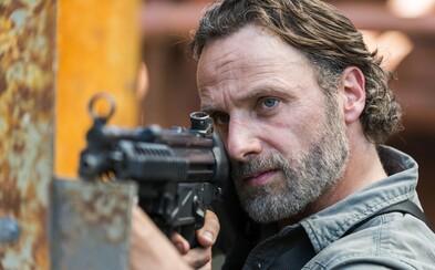 Ďalšie epizódy 8. série The Walking Dead sa podľa čerstvej ukážky ponesú v znamení akcie, krvavej vojny a spolupráce komunít proti Neganovi