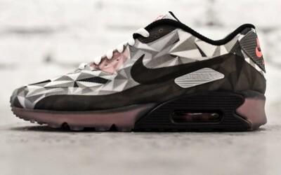 Ďalšie ľadové Nike Air Max 90