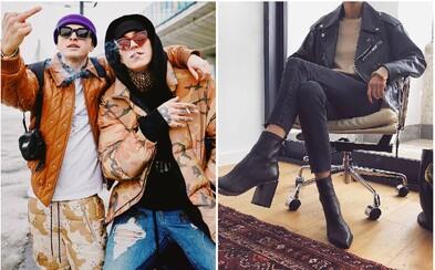 Dalyb, Nik Tendo nebo sexappealem nabité modelky. Jaké outfity vytáhli známí Češi a Slováci tentokrát?