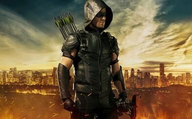 Damien Darhk by sa mal mať na pozore, pretože Green Arrow chystá pomstu