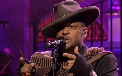 D'Angelo na SNL dokonale predstavil dve skladby z posledného albumu Black Messiah