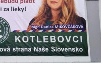 Danica Mikovčáková nebude poslankyňou parlamentu. Po sexuálnom škandále ju na pozícii vymení náhradník
