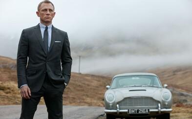 Daniel Craig sa vracia ako James Bond v 25. bondovke! Uvidíme ju v novembri 2019