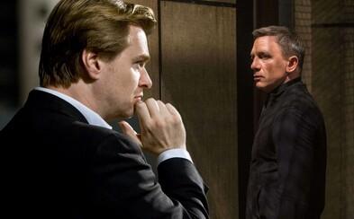 Daniel Craig si postavu Bonda údajne zahrá ešte jedenkrát. Prečo to ale nebude pod režijnou taktovkou obľúbeného Christophera Nolana?