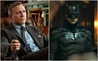Daniel Craig zarobí za 2 diely Knives Out 100 miliónov dolárov. Robert Pattinson zarobí za Batmana údajne len 3 milióny