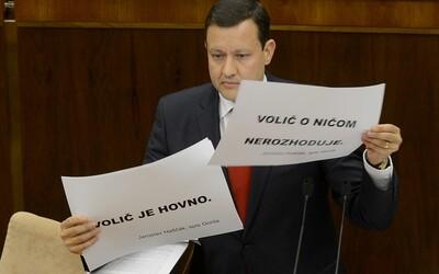 Daniel Lipšic ako špeciálny prokurátor spravodlivosti nepomôže pri kauzách Gorila ani Judáš. Je v konflikte záujmov