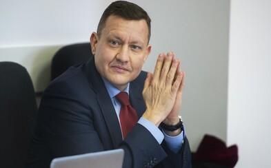 Daniel Lipšic pripustil, že bude kandidovať za generálneho prokurátora