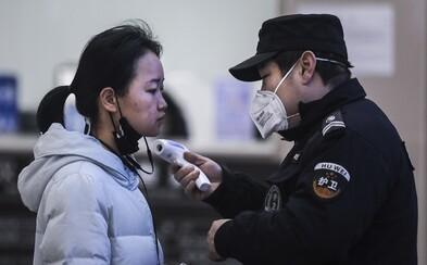 """Daniel P. z Ostravy je uvězněn v centru Wu-Chanu, kde řádí koronavirus. """"Všichni panikaří, bojím se,"""" napsal"""