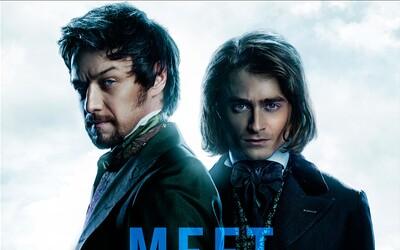 Daniel Radcliffe a James McAvoy sa predstavujú v prvom traileri k filmu Victor Frankenstein
