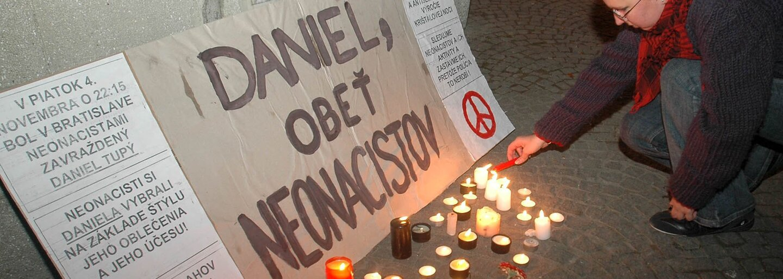 Daniel Tupý: Obeť neonacistov či mafie? Vrahovia nie sú ani 13 rokov po jeho smrti odsúdení
