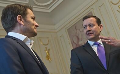 Daniela Lipšica si viem predstaviť na akejkoľvek pozícii, vyhlásil Igor Matovič