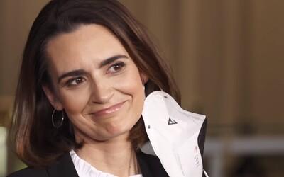 Daniela Písařovicová je novou moderátorkou DVTV