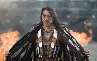 Danny Trejo drží rekord za nejvíce úmrtí na plátně. Žádný herec nemá tolik mrtvých postav jako on