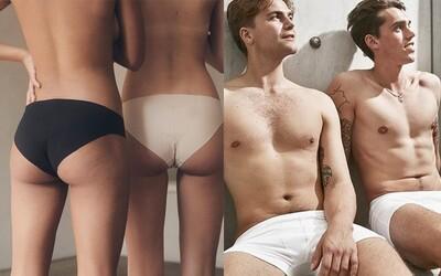 Dánové vymysleli trenky i kalhotky, které si nemusíš vyměňovat ani prát celé týdny