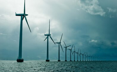 Dánske veterné elektrárne dokázali vyrobiť viac energie ako je krajina schopná spotrebovať