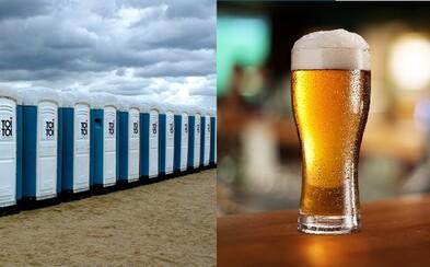 Dánsky pivovar pri výrobe svojho piva začal používať ľudský moč. 54 000 litrov telesnej tekutiny vzal od návštevníkov festivalu