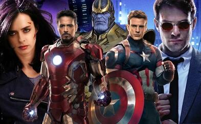 Daredevil, Punisher či Agenti SHIELDu – prečo ich neuvidíme v MCU po boku Avengerov?