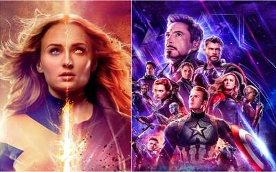 Dark Phoenix bude oficiálně posledním X-Men filmem před restartem v MCU