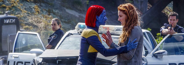 Dark Phoenix sa pretáčalo kvôli Skrullom. S mimozemšťanmi ich však predbehla Captain Marvel