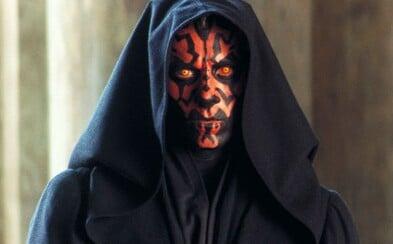 Darth Maul údajne dostane vlastný seriál. Po Mandalorianovi a Obi-Wanovi sa aj on objaví na Disney+
