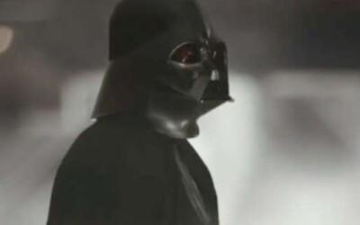 Darth Vader nastupuje na scénu v najnovšej upútavke pre Rogue One