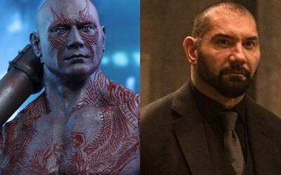 Dave Bautista zo snímok Guardians of the Galaxy či Blade Runner 2049 si zahrá detektíva v krimi komédii Stuber