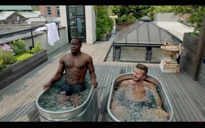 David Beckham a Kevin Hart hviezdami novej kampane H&M