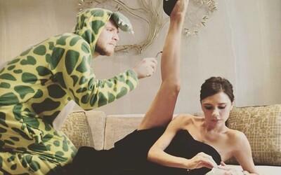 David Beckham či Kim Kardashian si našli nového kamaráta vďaka práci s Photoshopom. Lorenz už stretol takmer každú celebritu