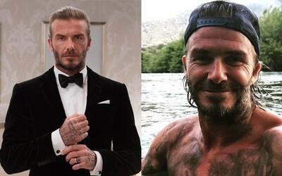 David Beckham dodnes zarába 40-tisíc eur každučký deň. Štedré sponzorské zmluvy mu umožňujú žiť život futbalového bohéma aj na dôchodku